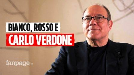 """Carlo Verdone: """"Resto fan di grandi artisti come Morricone e Troisi, mi tengo stretta la mia umanità"""""""