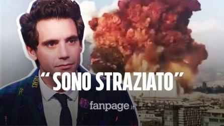 """Esplosioni a Beirut, il dolore di Mika per la città dove è nato: """"Sono straziato"""""""