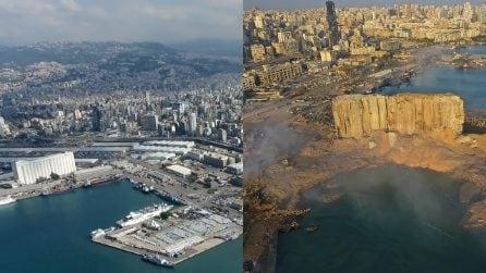"""Beirut, il giorno dopo la tragica esplosione: """"Sembra l'apocalisse"""""""