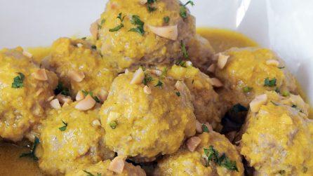 Polpette al curry: un secondo piatto alternativo ma davvero gustoso