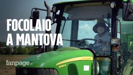 """Focolaio a Mantova, oltre cento positivi: """"Mantenere alta la guardia, rischiamo il collasso"""""""