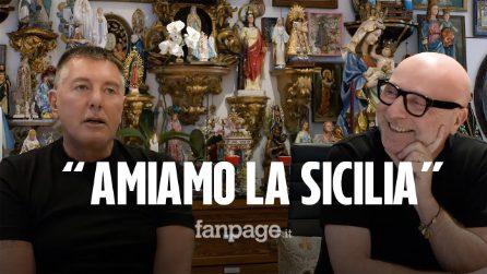 """Dolce e Gabbana a Fanpage.it: """"Siamo diventati grandi ma amiamo tornare in Sicilia"""""""