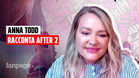 """Anna Todd: """"In After 2 più scene di sesso perché questo film non è vietato ai minori di 13 anni"""""""