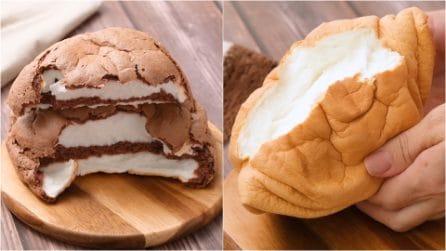 Pane di albumi: come fare il pane diventato virale su tik tok!