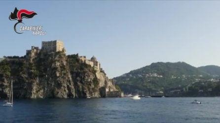 Controlli a tappeto dei carabinieri a Ischia e Procida