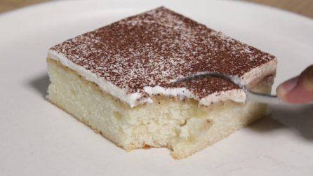 Quadrotti tiramisù: l'idea golosissima per un dessert alternativo