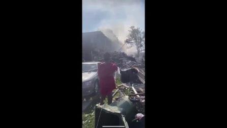 Esplosione a Baltimora: crollano palazzi, persone intrappolate