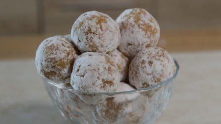 Praline alle mandorle: tre ingredienti per un'esplosione di gusto