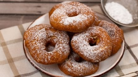 Yogurt donuts: fluffy, quick and easy to make!