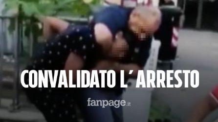 Vicenza, convalidato l'arresto del 21enne fermato da un poliziotto con una presa al collo