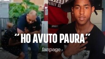 """Vicenza, parla il ragazzo preso al collo da un poliziotto: """"Ho avuto paura, non respiravo"""""""
