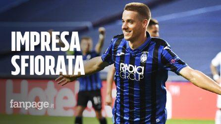 Atalanta, che beffa: il PSG rimonta negli ultimi minuti, vince 2-1 e va in semifinale di Champions