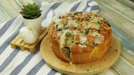 Pane al formaggio: l'idea sfiziosa per un aperitivo super originale!