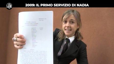 Le Iene per Nadia, prima parte: il primo servizio e l'intervista dopo il malore