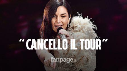 """Elettra Lamborghini: """"Cancello il mio tour per il Covid, non siamo ancora pronti"""""""