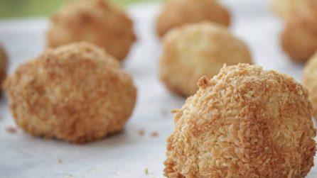 Biscottini al cocco: la ricetta della pausa piena di gusto