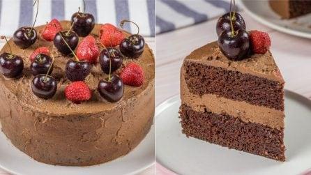 Torta al cioccolato: il dolce perfetto per ogni occasione!