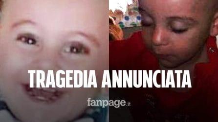 Modica, Evan muore a 2 anni: il compagno della madre lo picchiava e lei non l'ha mai fermato