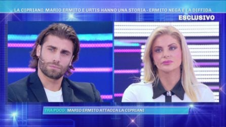 """Francesca Cipriani, diffidata da Mario Ermito, si scusa: """"Scherzavo sul sesso con Giacomo Urtis"""""""