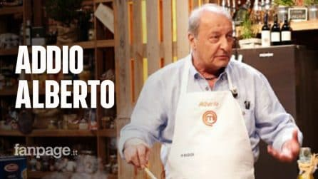 """Morto Alberto Naponi, lo """"chef pensionato"""" di Masterchef Italia si è spento a 75 anni"""