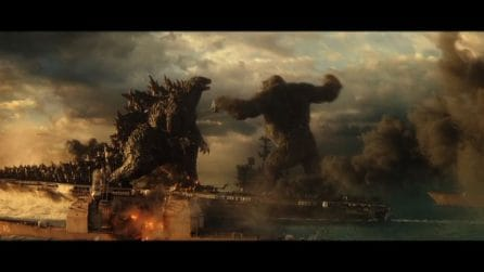 """Godzilla vs. Kong"", lo scontro tra i due mostri icone del cinema"