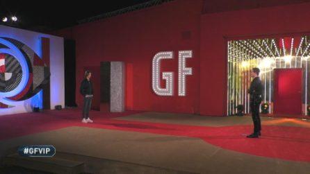 Grande Fratello VIP - L'incontro tra Tommaso Zorzi e Francesco Oppini