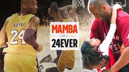 Un anno senza Kobe Bryant, la leggenda più forte della morte