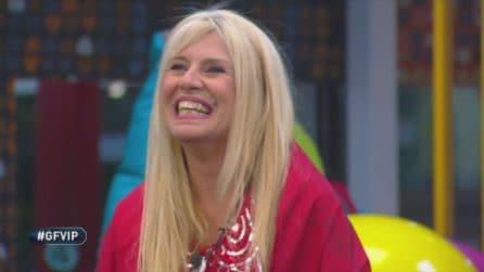 """Grande Fratello VIP - Maria Teresa Ruta: """"Quando sono uscita con Alain Delon"""""""