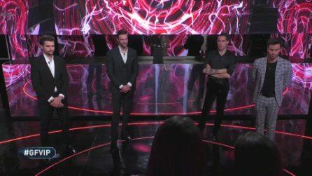 Grande Fratello VIP - La scelta del candidato alla finale