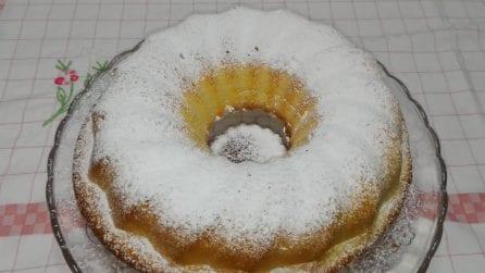 Ciambellone all'arancia: la ricetta del dessert soffice e goloso