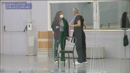Amici - Alessandra Celentano caccia Elena D'Amario