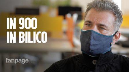 """Addetti alle pulizie dell'Asl di Napoli, in 900 rischiano il lavoro: """"Colpa di un doppio appalto"""""""