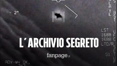 """UFO, pubblicato l'archivio """"segreto"""" della CIA: ecco dove scaricarlo"""