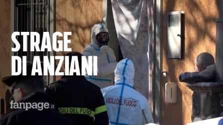 """Roma, strage nella casa di riposo per una fuga di gas. I parenti: """"Abbiamo saputo dal telegiornale"""""""