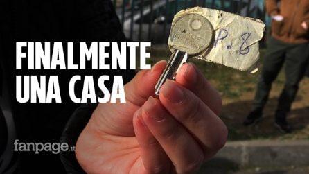 """""""Ho aspettato 25 anni per una casa popolare"""": a Catania le consegne di mini alloggi popolari"""