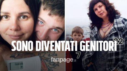 L'influencer Marina Balmasheva è diventata mamma: ha avuto una bimba con il suo figliastro
