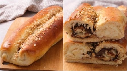 Rolled brioche: the best dessert to surprise your guests!