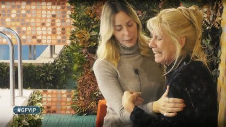 "GF Vip, la crisi di Maria Teresa Ruta: ""A volte ce l'ho con me stessa"""
