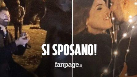 Temptation Island, Alberto e Speranza si sposano: il video della proposta di matrimonio