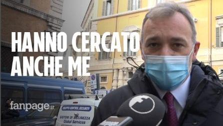 """Matteo Richetti (Azione): """"Contiani hanno chiamato anche me, sono disperati"""""""