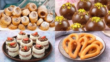 5 ricette facili per dei dolcetti dal sapore incredibile!