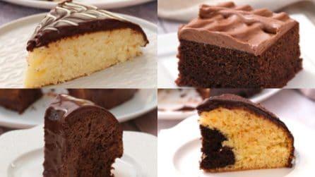 4 Ricette per preparare delle torte al cioccolato soffici e golose!