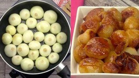 Cipolline caramellate: il contorno perfetto per la tua cena!