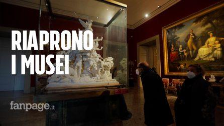 """Napoli riapre i suoi musei durante la pandemia Covid: """"Per noi è un atto di resistenza"""""""
