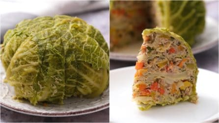 Stuffed cabbage: you have to try this!