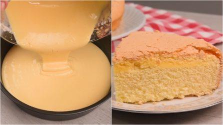 Torta soffice senza farina: pronta con soltanto 3 ingredienti!