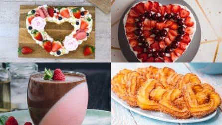 4 ricette facili e golose da preparare a San Valentino!