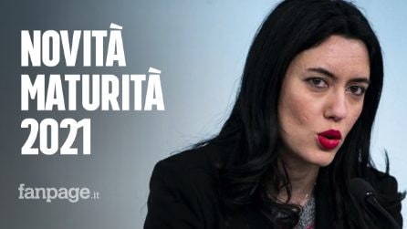 """Maturità 2021, maxiorale e bocciatura, Azzolina: """"Dobbiamo dare certezze agli studenti"""""""