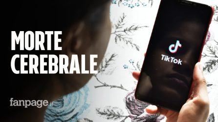Palermo, morte cerebrale per la bimba di 10 anni che ha partecipato a una challenge su TikTok