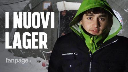 """Migranti picchiati dalla polizia croata: """"Ci massacrano con manganelli e cinture"""""""
